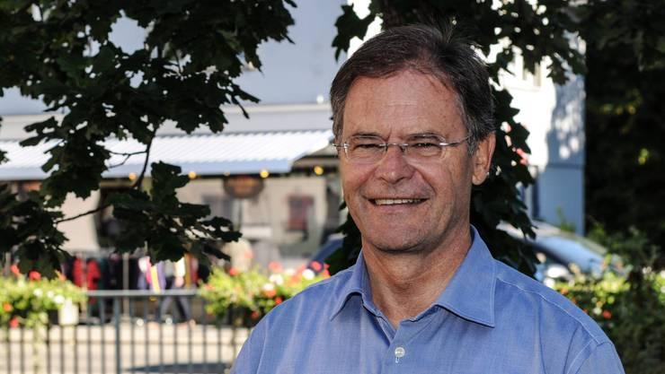 Walter Dubler, Ammann von Wohlen.