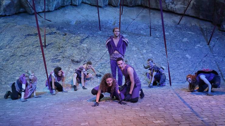 Auch nächstes Jahr soll im Schlosshof wieder Theater gespielt werden