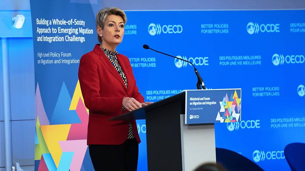 OECD befürwortet umfassenden Ansatz im Migrationsbereich