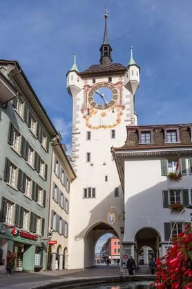 Der einheimische Werkmeister Rudolf Murer erbaute den Badener Staddturm während des Alten Zürichkrieges von 1441 bis 1448.