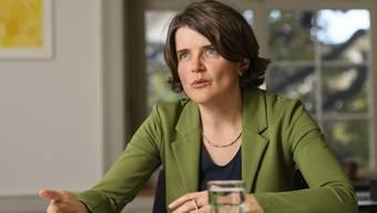Die Baselbieter Sicherheitsdirektorin Kathrin Schweizer bekam in den letzten Tagen und Wochen die volle Härte ihres Amtes zu spüren.