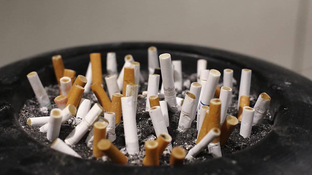 Ein japanisches Unternehmen geht beim Thema Rauchen neue Wege. (Symbol)