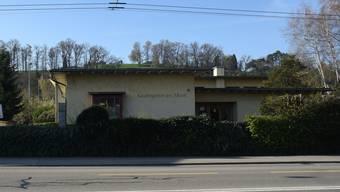 Der Kindergarten Moos stammt aus dem Jahr 1951.