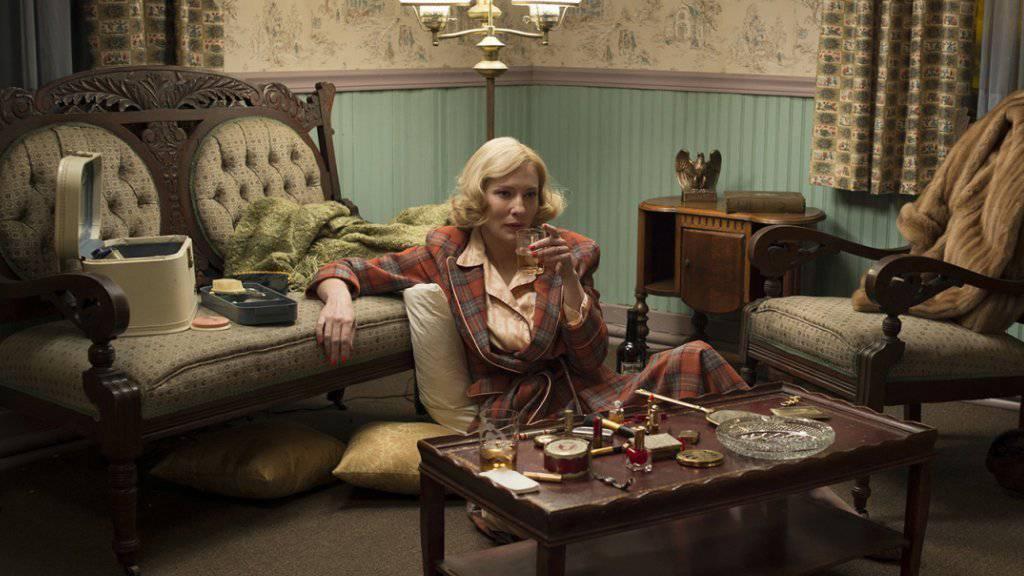 Berühmter australischer Export: Filmstar Cate Blanchett sieht die Flüchtlingspolitik ihrer Heimat kritisch (Archiv)