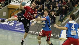 Handball-Derby Suhr Aarau gegen Siggenthal
