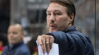 Rapperswils Chefcoach Jeff Tomlinson muss sich am Donnerstag einer Nierentransplantation unterziehen und fällt bis zum Ende der Nationalmannschaftspause Mitte November aus
