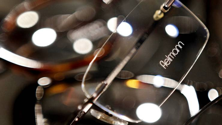 Der Optiker Fielmann verkaufte in den ersten sechs Monaten des Jahres europaweit mehr als 4 Millionen Brillen.