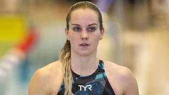 Schwimmerin Sasha Touretski soll für die Schweiz bei den Olympischen Spielen in Tokio starten.