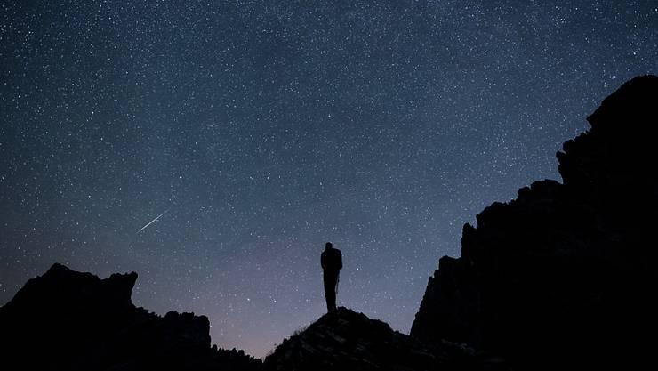 Am Wochenende Ist Party Am Nachthimmel So Sehen Sie Die