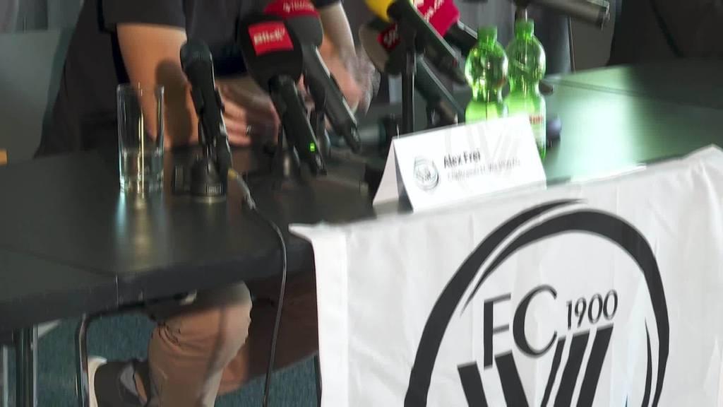 Definitiv: Alex Frei ist Trainer beim FC Wil