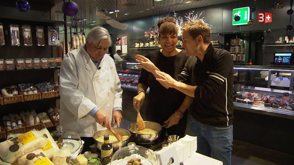 Bumann, der Restauranttester | Chez-moi (ZH)
