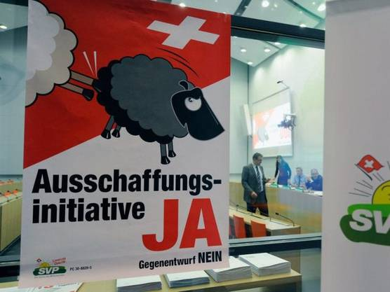 Das sogenannte «Schäfchen-Plakat»  fand über die Landesgrenzen hinaus Beachtung. 2016 wurde es für die Durchsetzungsinitiative wiederverwendet. Das Original fand 2007 Anwendung.