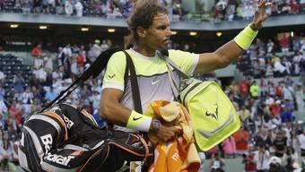 Miami: Rafael Nadal verliert in Runde drei