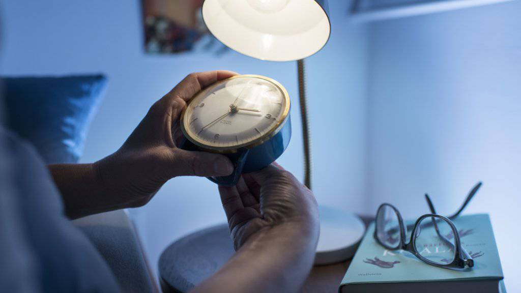 Umstellung von Sommer- auf Winterzeit: Um 3 Uhr wurden die Uhren auf 2 Uhr zurückgestellt. (Symbolbild)