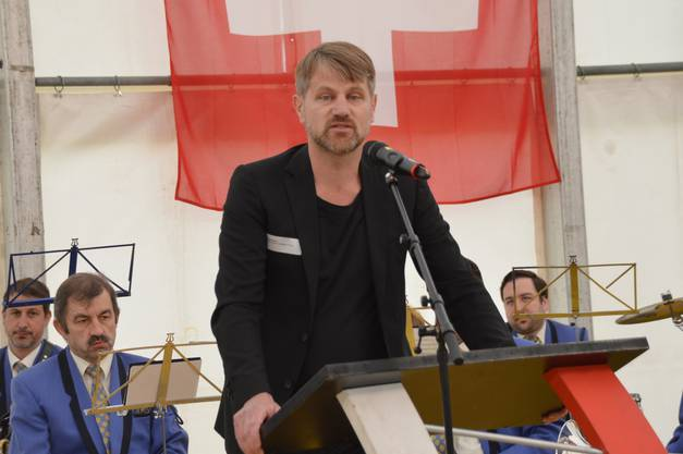 Architekt Rafael Schmid von Schmid Ziörjen Architekten