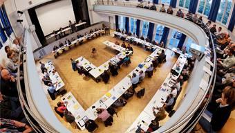 Der Einwohnerrat entschied mit 23 zu 16 Stimmen, das Budget 2016 an den Gemeinderat zurückzuweisen. André Albrecht