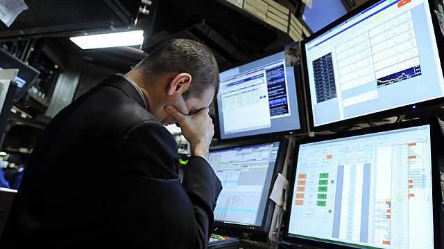 Verluste an der Wall Street