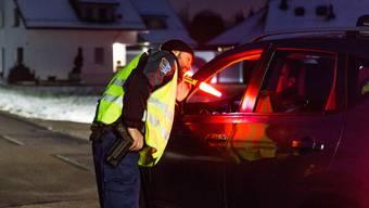Bei Kontrollen hat die Polizei mehrere Kriminaltouristen festgenommen. (Symbolbild)