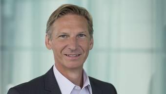 Jürg Erimann, Standortleiter Roche Basel