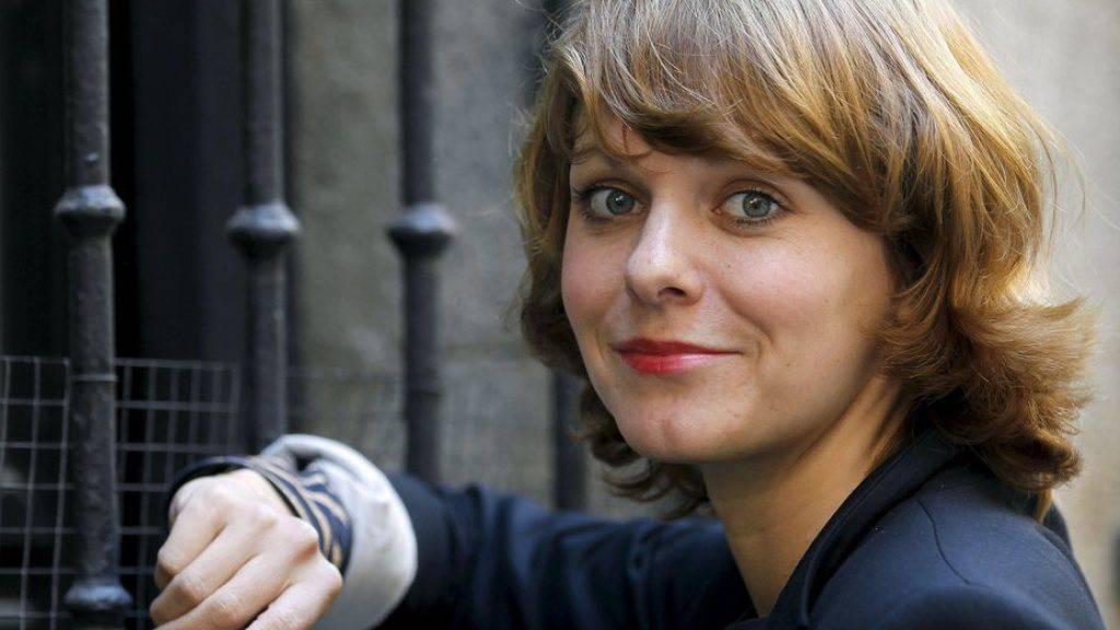 Was für ein 2016 für die deutsche Regisseurin Maren Ade: Nach viel Kritikerlob wird ihr «Toni Erdmann» nun auf internationaler Ebene als «Film des Jahres» ausgezeichnet. (Archivbild)