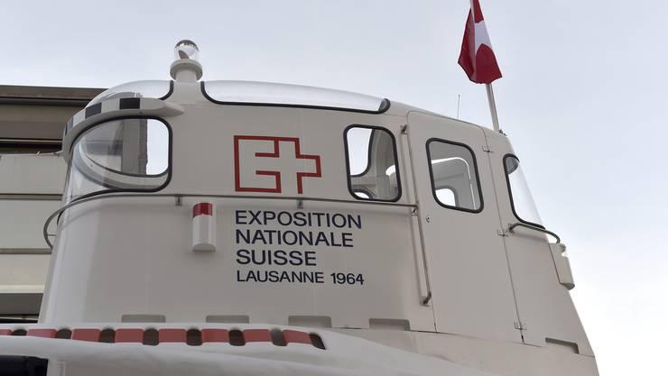 Jacques Piccards U-Boot im Luzerner Verkehrshaus