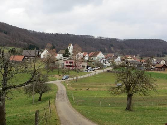 St.Pantaleon im Schwarzbubenland,.