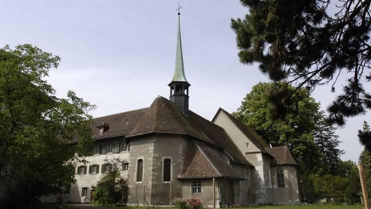 Das Kapuzinerkloster Solothurn