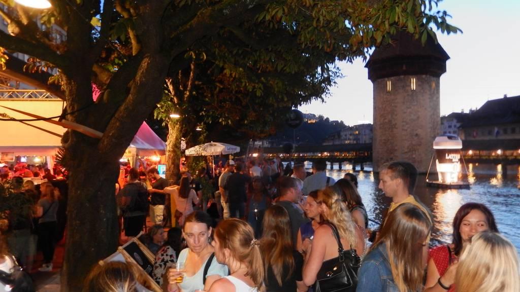 Luzern unterstützt neues Stadtfest