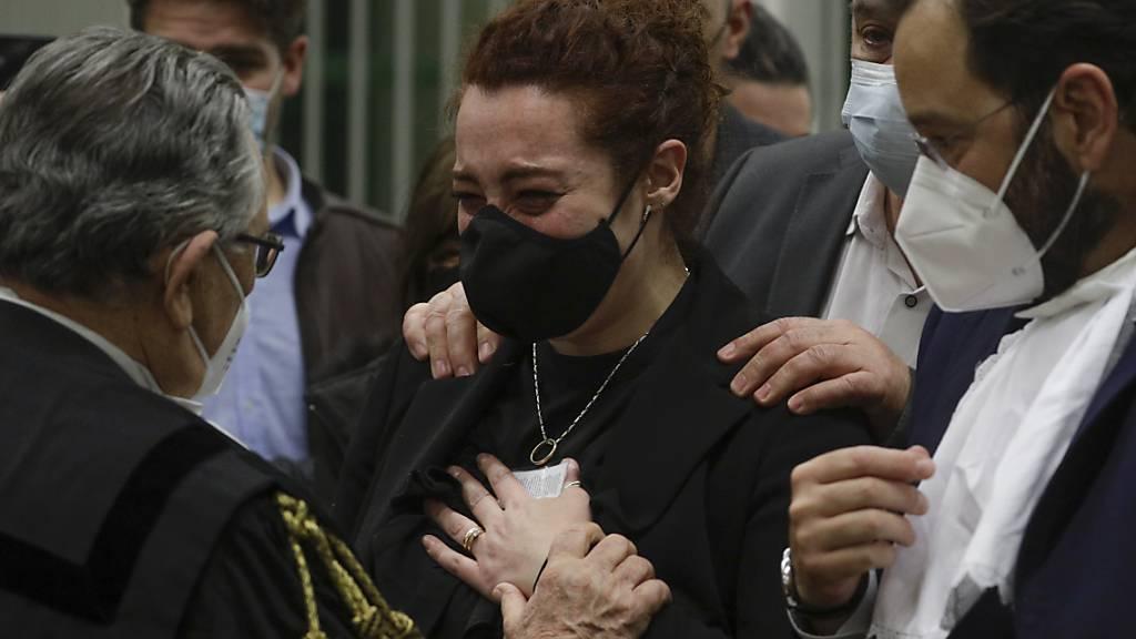 Polizist mit elf Stichen getötet: Zwei US-Studenten in Rom verurteilt