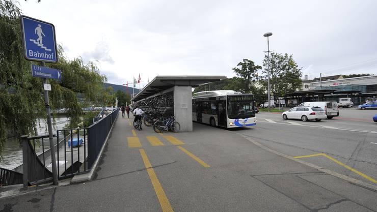 Am Bahnhof Olten will der Bund 12 Millionen Franken in den Umbau investieren.