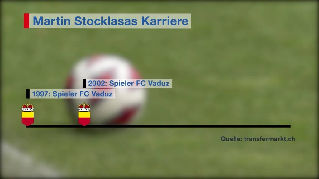 Zwischen Vaduz und St.Gallen: Martin Stocklasa