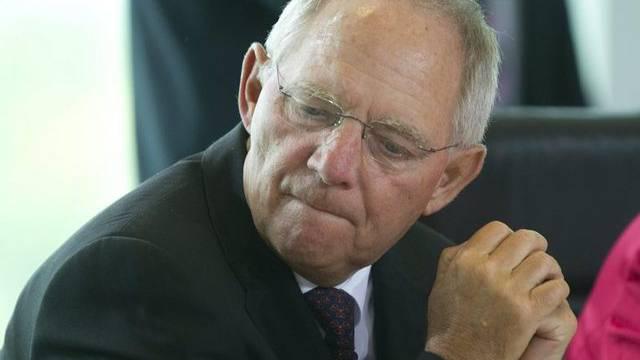 Wolfgang Schäuble (Archiv)