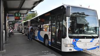 Der Busfahrplan ändert am 10. Dezember.