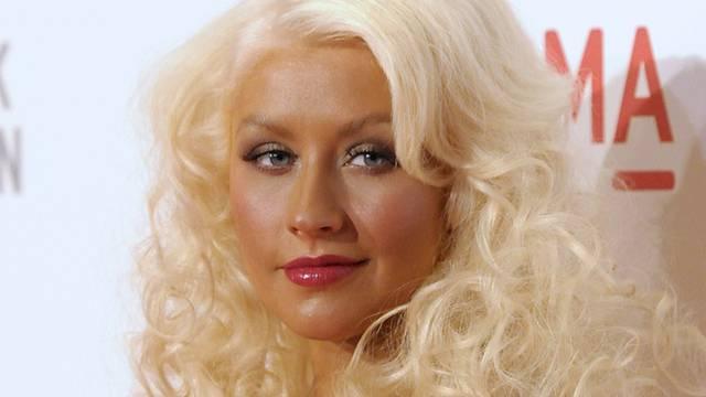 Sängerin Christina Aguilera (Archiv)