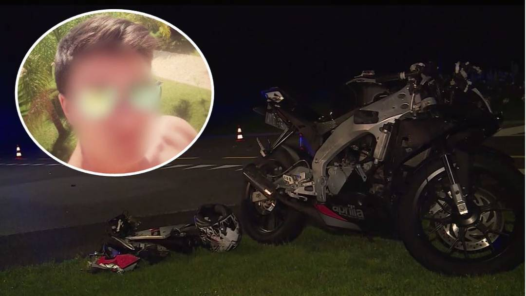 18-jähriger Töfffahrer wird übersehen – tot