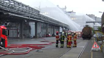 Unfälle wie dieser im September 2010 machen die CABB AG in Pratteln suspekt.