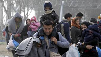 Flüchtlinge: Frankreich ist gegen ein dauerhaftes System zur Umverteilung.