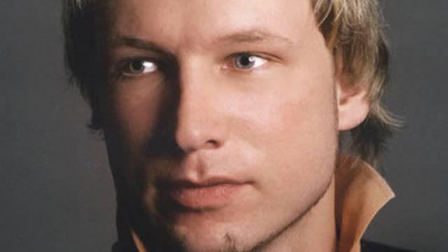 Anders Behring Breivik gibt ein Fernseh-Interview (Archiv)