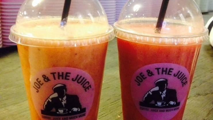 Die Joe & the Juice-Filiale in der Freien Strasse muss noch warten.