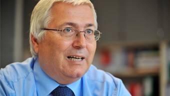 Amtschef Jonas Motschi.