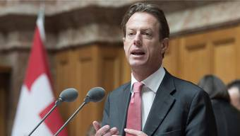 Will nicht Bundesrat werden: Christian Lüscher (FDP, GE).