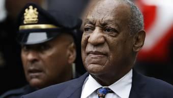 Der frühere Fernsehstar Bill Cosby hat das Berufungsverfahren zu seiner Verurteilung wegen sexuellen Missbrauchs verloren. (Archivbild)