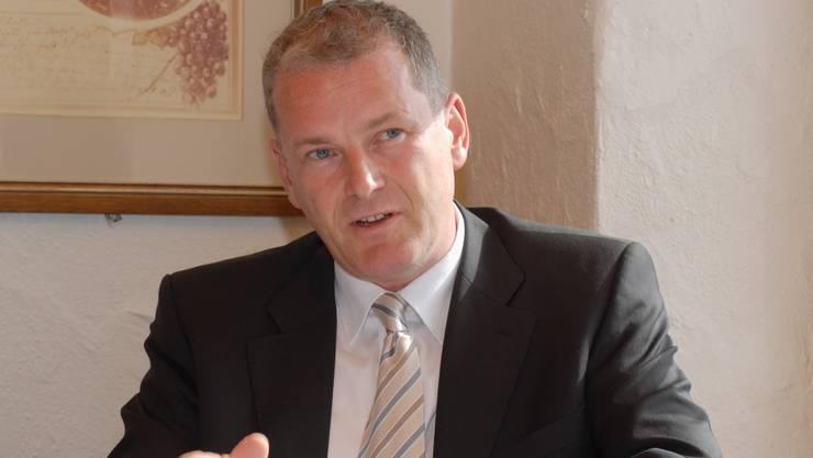 Stephan Attiger: «Vor einer Stadtratssitzung nehme ich oft mit ihm noch Kontakt auf