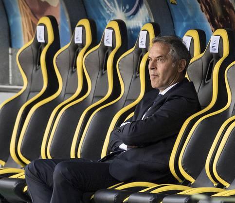 Die eine oder andere Personalentscheidung von FCB-Trainer Marcel Koller ist schwer nachzuvollziehen.
