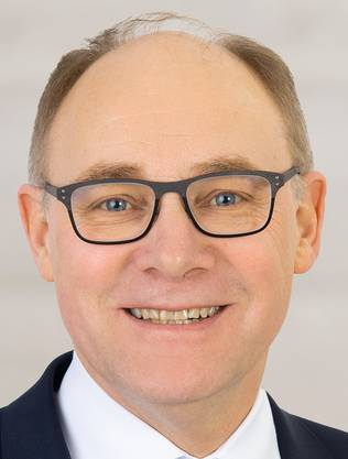Hansjörg Knecht, SVP