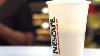 Nescafé auf dem 30. Rang (Archiv)