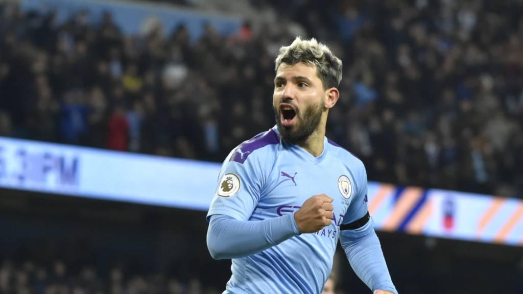 Agüero überholt Henry, Manchester City überholt Leicester