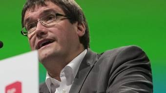 SP-Parteipräsident Christian Levrat (Archiv)