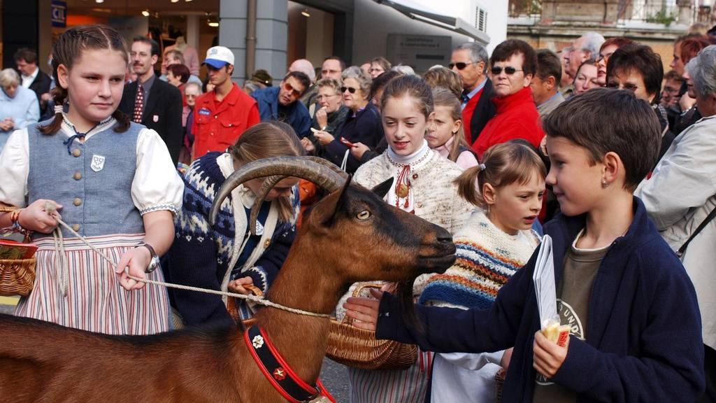 Graubünden wird Olma-Ehrengast