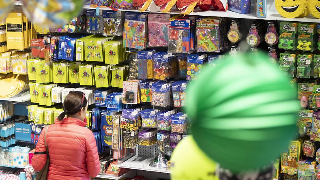 Spielwaren in der Corona-Pandemie gefragt